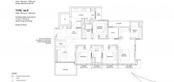 Bartley-Vue-Floor Plan-4-bedroom-study-type-4a